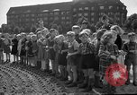 Image of Airlift Memorial Berlin Germany, 1953, second 57 stock footage video 65675072560