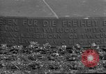 Image of Airlift Memorial Berlin Germany, 1953, second 62 stock footage video 65675072560