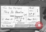 Image of Headquarters Compound Berlin Germany, 1953, second 1 stock footage video 65675072562