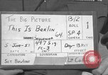 Image of Headquarters Compound Berlin Germany, 1953, second 2 stock footage video 65675072562
