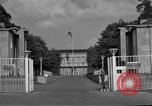 Image of Headquarters Compound Berlin Germany, 1953, second 8 stock footage video 65675072562