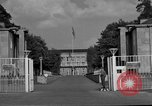 Image of Headquarters Compound Berlin Germany, 1953, second 12 stock footage video 65675072562