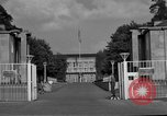 Image of Headquarters Compound Berlin Germany, 1953, second 15 stock footage video 65675072562