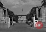 Image of Headquarters Compound Berlin Germany, 1953, second 16 stock footage video 65675072562