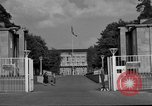 Image of Headquarters Compound Berlin Germany, 1953, second 17 stock footage video 65675072562