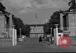 Image of Headquarters Compound Berlin Germany, 1953, second 21 stock footage video 65675072562
