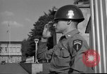 Image of Headquarters Compound Berlin Germany, 1953, second 24 stock footage video 65675072562