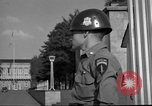 Image of Headquarters Compound Berlin Germany, 1953, second 25 stock footage video 65675072562