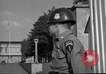 Image of Headquarters Compound Berlin Germany, 1953, second 26 stock footage video 65675072562