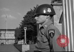 Image of Headquarters Compound Berlin Germany, 1953, second 27 stock footage video 65675072562