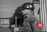 Image of Headquarters Compound Berlin Germany, 1953, second 28 stock footage video 65675072562