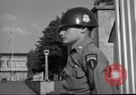Image of Headquarters Compound Berlin Germany, 1953, second 29 stock footage video 65675072562
