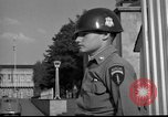 Image of Headquarters Compound Berlin Germany, 1953, second 37 stock footage video 65675072562
