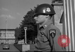 Image of Headquarters Compound Berlin Germany, 1953, second 39 stock footage video 65675072562