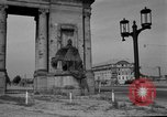 Image of damaged statue of Friedrich I Berlin Germany, 1953, second 13 stock footage video 65675072565