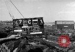 Image of New York City skyline from New Jersey New York City USA, 1954, second 10 stock footage video 65675072571