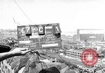 Image of New York City skyline from New Jersey New York City USA, 1954, second 11 stock footage video 65675072571