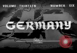 Image of German civilians Germany, 1948, second 25 stock footage video 65675072575