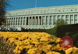 Image of Interior Department building Washington DC USA, 1966, second 29 stock footage video 65675072580