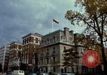 Image of Soviet embassy building Washington DC USA, 1966, second 36 stock footage video 65675072581
