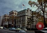 Image of Soviet embassy building Washington DC USA, 1966, second 37 stock footage video 65675072581