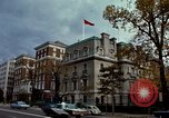 Image of Soviet embassy building Washington DC USA, 1966, second 38 stock footage video 65675072581