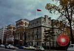 Image of Soviet embassy building Washington DC USA, 1966, second 39 stock footage video 65675072581