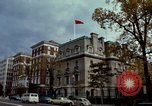Image of Soviet embassy building Washington DC USA, 1966, second 41 stock footage video 65675072581