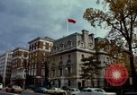 Image of Soviet embassy building Washington DC USA, 1966, second 43 stock footage video 65675072581