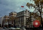 Image of Soviet embassy building Washington DC USA, 1966, second 44 stock footage video 65675072581