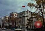 Image of Soviet embassy building Washington DC USA, 1966, second 45 stock footage video 65675072581
