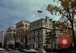 Image of Soviet embassy building Washington DC USA, 1966, second 46 stock footage video 65675072581