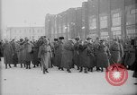 Image of Russian troops decorated World War I Yekaterinburg Russia, 1918, second 35 stock footage video 65675072595