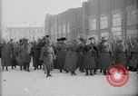 Image of Russian troops decorated World War I Yekaterinburg Russia, 1918, second 36 stock footage video 65675072595