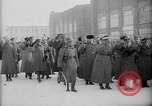Image of Russian troops decorated World War I Yekaterinburg Russia, 1918, second 39 stock footage video 65675072595