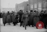 Image of Russian troops decorated World War I Yekaterinburg Russia, 1918, second 40 stock footage video 65675072595