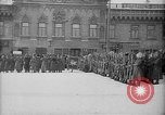 Image of Russian troops decorated World War I Yekaterinburg Russia, 1918, second 43 stock footage video 65675072595