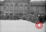Image of Russian troops decorated World War I Yekaterinburg Russia, 1918, second 44 stock footage video 65675072595