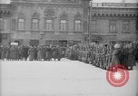 Image of Russian troops decorated World War I Yekaterinburg Russia, 1918, second 45 stock footage video 65675072595