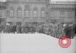 Image of Russian troops decorated World War I Yekaterinburg Russia, 1918, second 46 stock footage video 65675072595