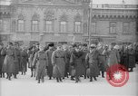 Image of Russian troops decorated World War I Yekaterinburg Russia, 1918, second 49 stock footage video 65675072595