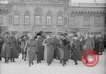 Image of Russian troops decorated World War I Yekaterinburg Russia, 1918, second 50 stock footage video 65675072595