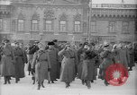 Image of Russian troops decorated World War I Yekaterinburg Russia, 1918, second 51 stock footage video 65675072595
