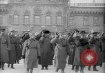 Image of Russian troops decorated World War I Yekaterinburg Russia, 1918, second 53 stock footage video 65675072595