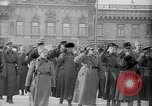Image of Russian troops decorated World War I Yekaterinburg Russia, 1918, second 54 stock footage video 65675072595