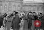 Image of Russian troops decorated World War I Yekaterinburg Russia, 1918, second 55 stock footage video 65675072595
