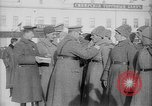 Image of Russian troops decorated World War I Yekaterinburg Russia, 1918, second 59 stock footage video 65675072595