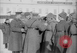 Image of Russian troops decorated World War I Yekaterinburg Russia, 1918, second 60 stock footage video 65675072595