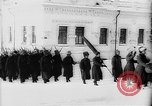 Image of outdoor church service Siberia, 1918, second 11 stock footage video 65675072599