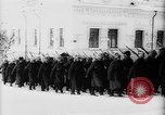 Image of outdoor church service Siberia, 1918, second 17 stock footage video 65675072599